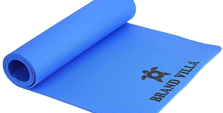 Top 5 Best Yoga Mats in India 2019