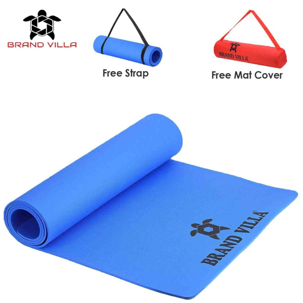 Best Yoga Mats in India