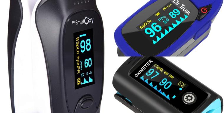 Best Pulse Oximeter for Doctors In India