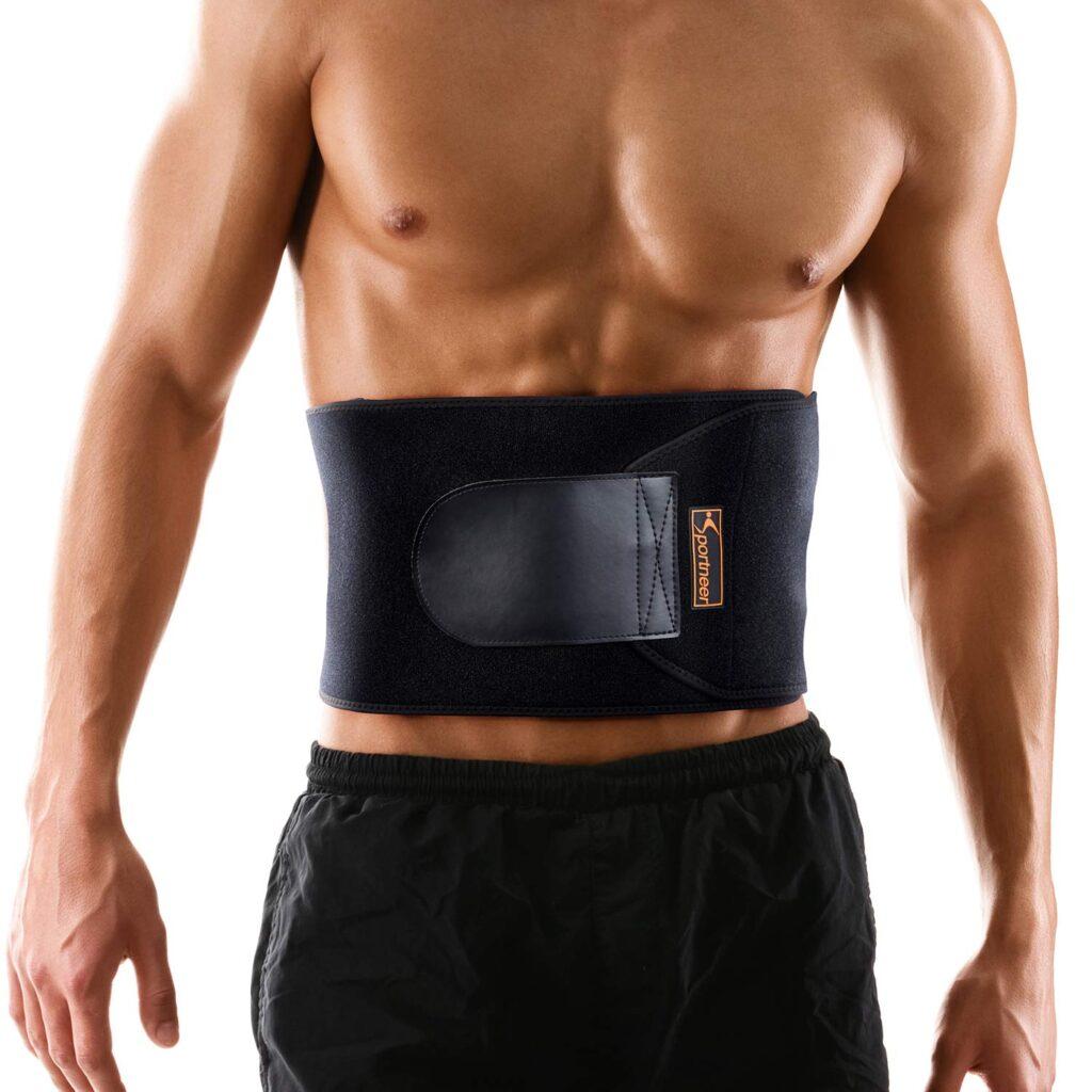 Sportneer - Sweat Slim & Posture Corrector Belt Review