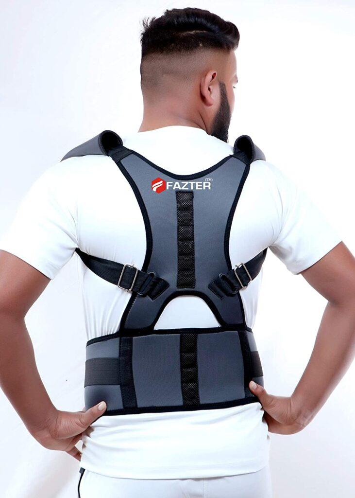 FAZTER™ - Extreme Magnetic Back Brace Posture Corrector