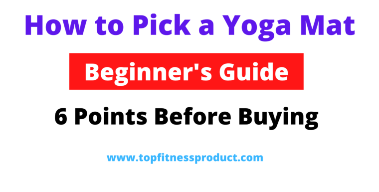 How To Pick A Yoga Mat: The Best Beginner's Guide