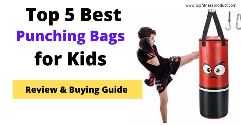 punching bags for kids in india 2021